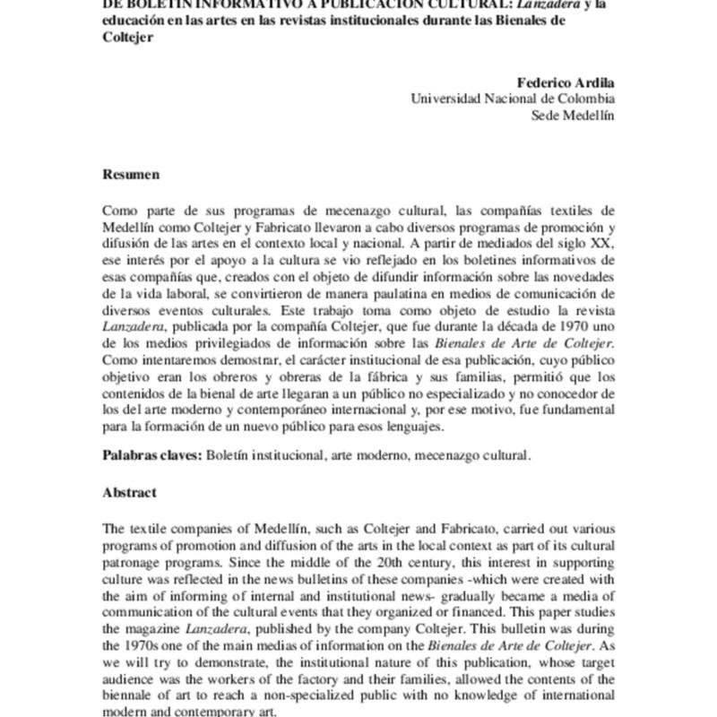 18 ARDILA Las revistas de las compañías textileras NUEVO.pdf