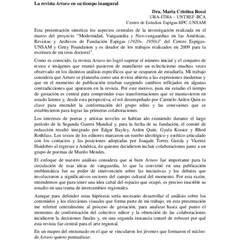 19 ROSSI Acerca de la revista Arturo en su tiempo inaugural.pdf