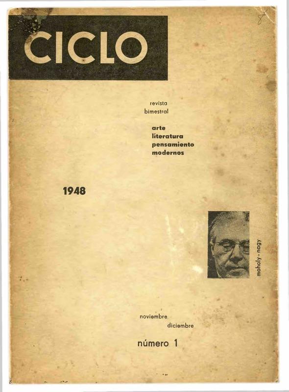 Ciclo : arte, literatura, pensamiento modernos