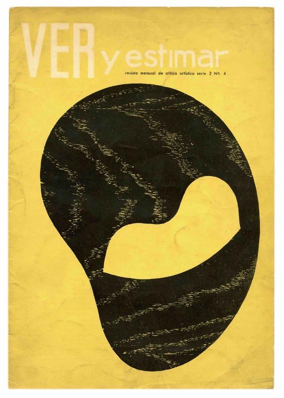 Ver y Estimar : revista de crítica artística